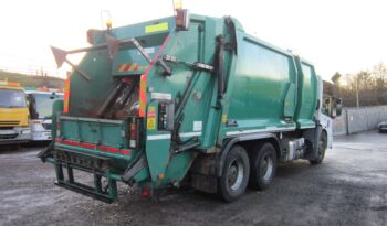 MERCEDES ECONIC 2629 6X2 26TON GEESINK NORBA BODY AUTO REFUSE RECYCLER full