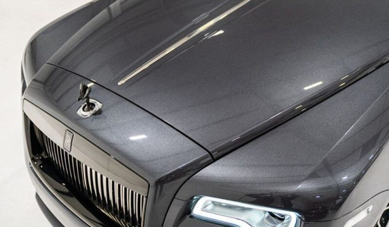 Rolls-Royce Wraith 'black Badge' 2020 (70 reg) full