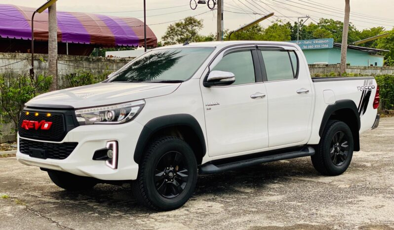 2016 Hilux facelifted to 2018 Rocco full