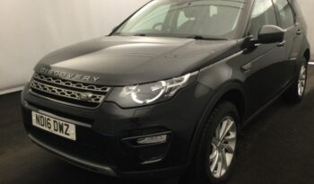 LAND ROVER DISCOVERY SPORT 2.0 TD4 180 SE TECH StationWagon full