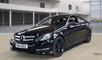 MERCEDES-BENZ C220 2.1 CDI B/E AMG SPORT PLUS Coupe full