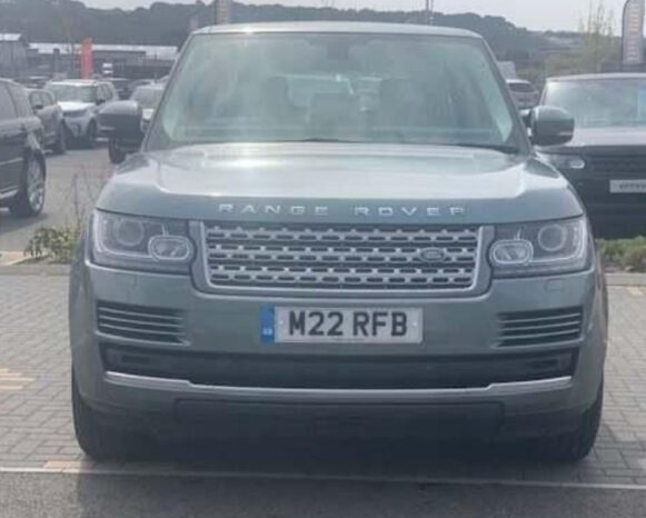 Land Rover Range Rover 4.4 SD V8 Vogue SUV 5dr Diesel Auto 4WD (339 ps) full